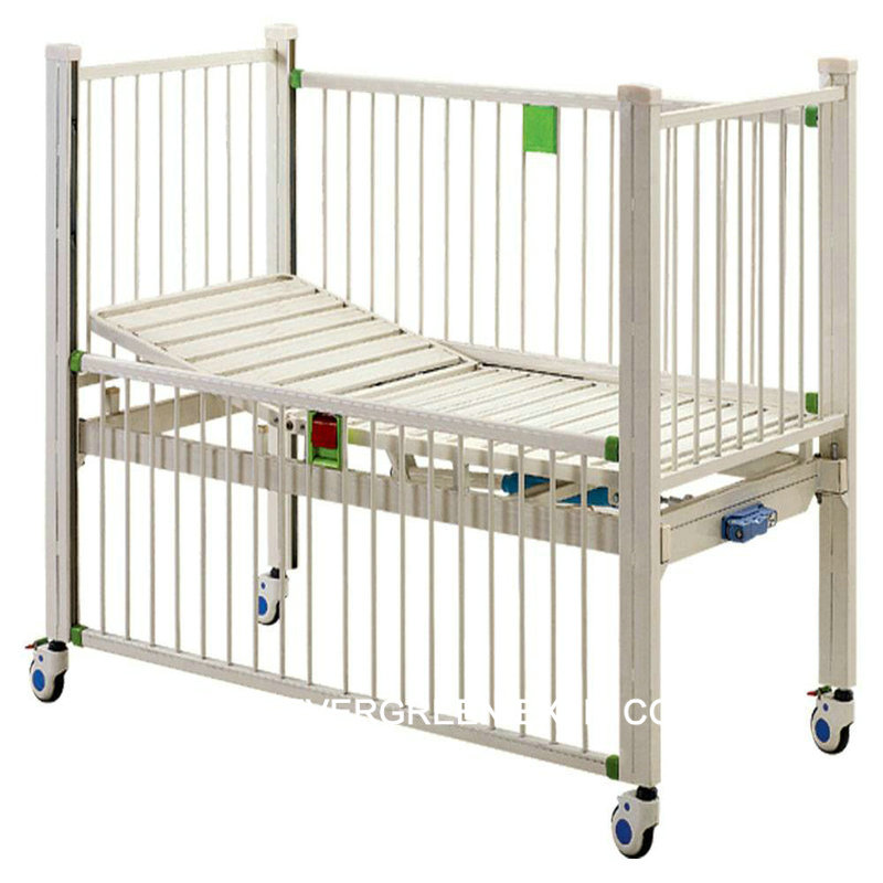 Hospital Flat children bed