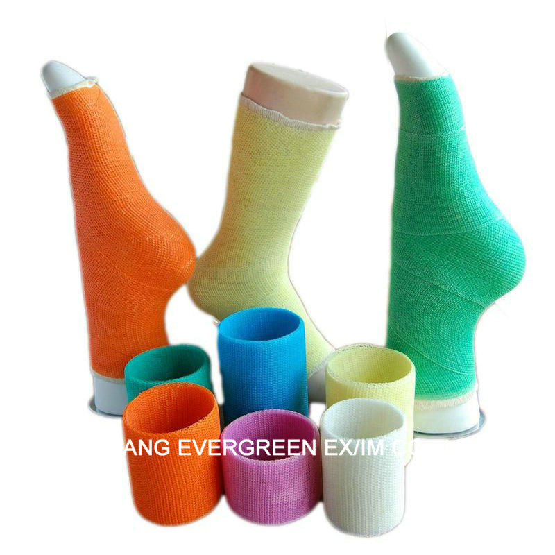 fiberglass or polyester synthetic casting bandages--2