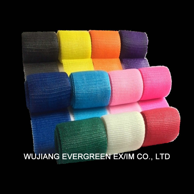 fiberglass or polyester synthetic casting bandages